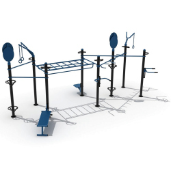 CAGE OUTDOOR - SET 3