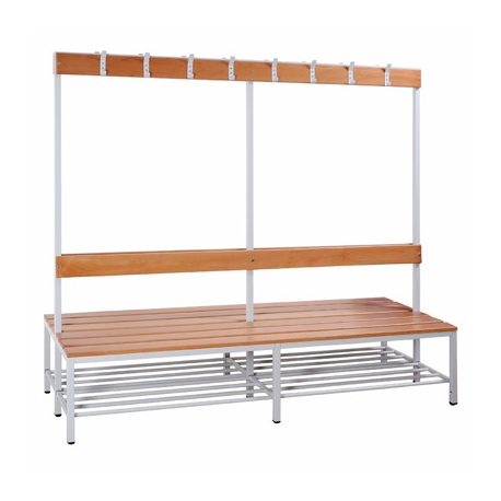BANC PENDERIE DOUBLE FACE
