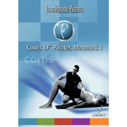 DVD COURS PILATES MATWORK I