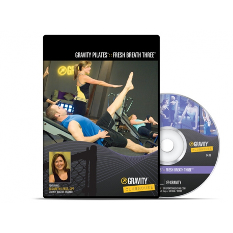 DVD GRAVITY FRESH BREATH FREE
