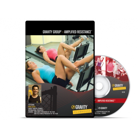 DVD GRAVITY AMPLIFIED RESISTANCE