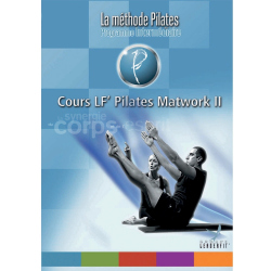 DVD COURS PILATES MATWORK II