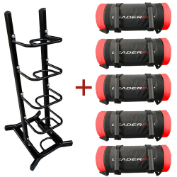 PACK RACK + SERIE POWER BAG 5KG À 25KG