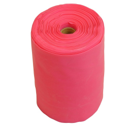 BANDE LATEX ROULEAU LIGHT - ROSE - 25M