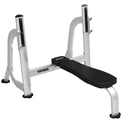 OLYMPIC FLAT BENCH EB08 - BODYTONE