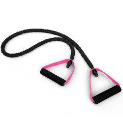 FITNESS TUBE PRO LIGHT - ROSE - DESTOCKAGE