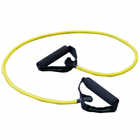 FITNESS TUBE MEDIUM - JAUNE