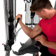SUPPORT BICEPS POUR LE FT1/FT2 - CURLPULT