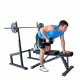 Banc de musculation chandelles Barbell Training Station - Finnlo by Hammer