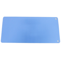 TAPIS CONFORT PILATES & GYM DOUCE BLEU - 140CM