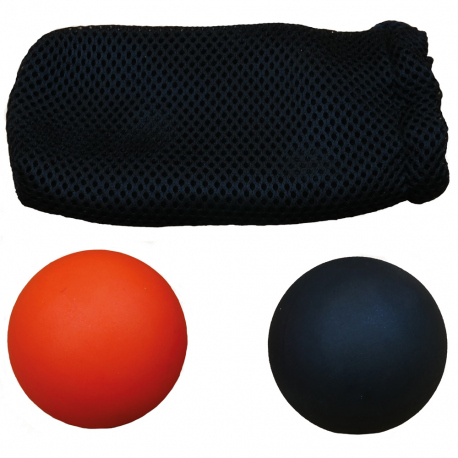 MINI BALLES DE MASSAGES (LOT DE 2)