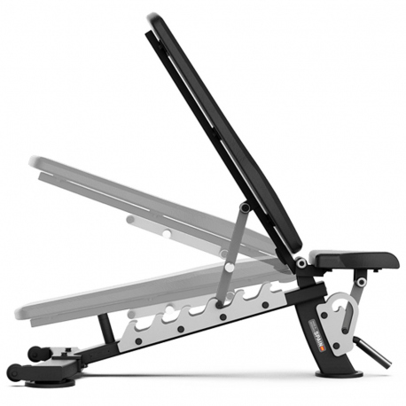 ADJUSTABLE BENCH SOLID ROCK-E - SRB03E - BODYTONE