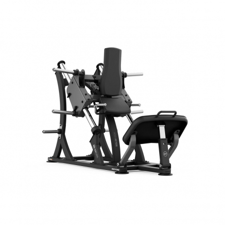HACK SQUAT SOLID ROCK-E - SR09E - BODYTONE