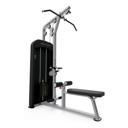 LAT PULLDOWN & ROW