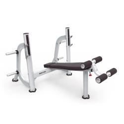 OLYMPIC DECLINE PRESS BENCH