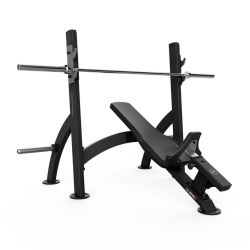 OLYMPIC INCLINE BENCH SOLID ROCK-E - SRB07E