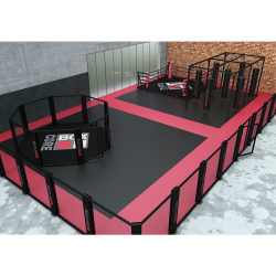 ZONE FIGHT 250M² - SUR PODIUM