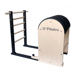 PACK LADDER BARREL BOIS/ACIER LF PILATES
