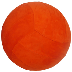 HOUSSE ORANGE POUR BALLON DE DIAMETRE 65 CM