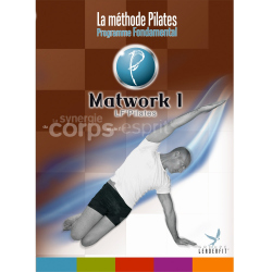 DVD FORMATION PILATES MATWORK I
