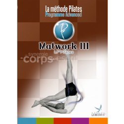 DVD FORMATION PILATES MATWORK III