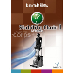 DVD FORMATION PILATES STABILITY CHAIR I
