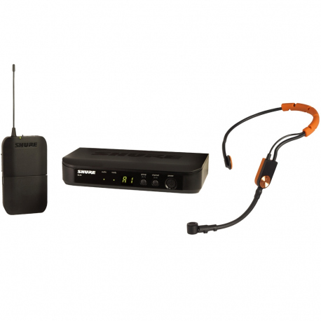 MICRO SHURE - SYSTEME SIMPLE