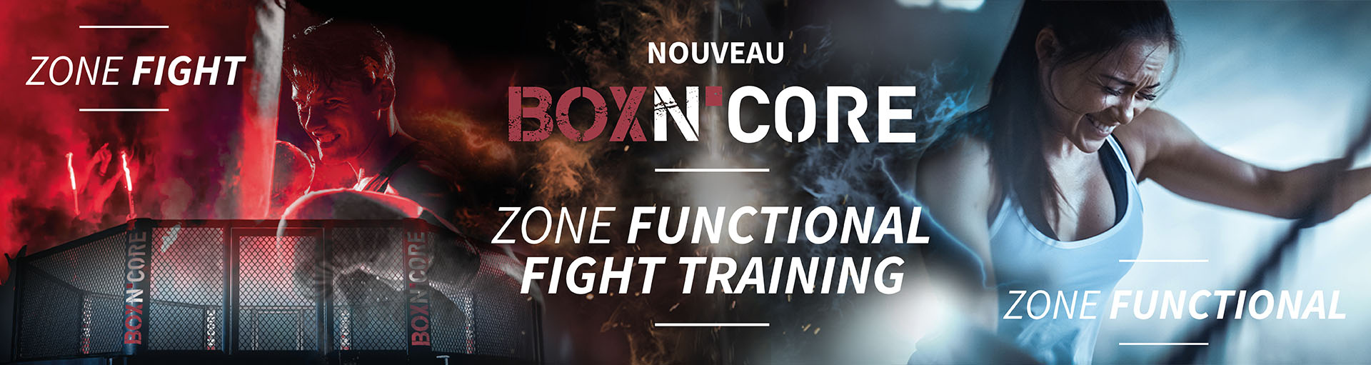 Box N'Core : Zone Functional Fight Training